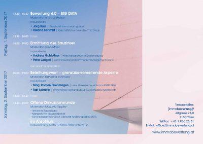Forum ImmoBewertung_2017_Programm_2