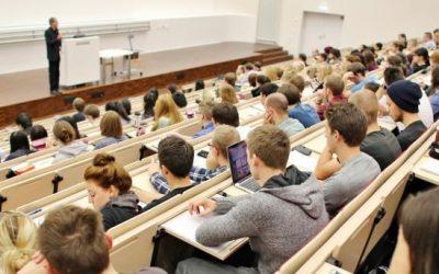 Vortrag auf der Universität Linz